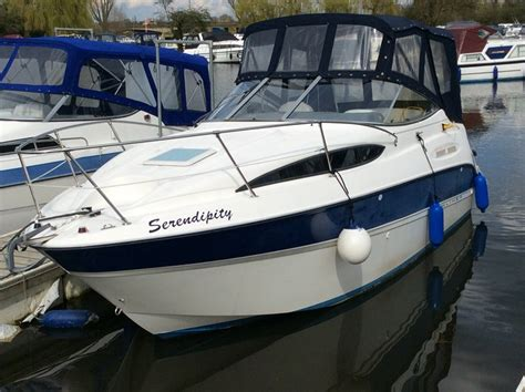 bayliner 245 boat for sale quot serendipity quot at jones boatyard - Bayliner Boats Uk For Sale