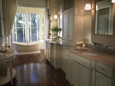 spa style bathroom ideas bathroom style guide hgtv