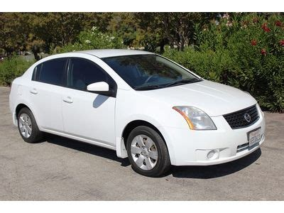 2008 nissan sentra transmission warranty sell used 2008 nissan sentra sl clean no reserve in