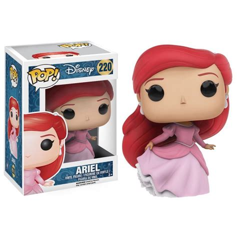 Cute Figurines by Beautiful New Disney Princesses Coming To Pop Vinyls
