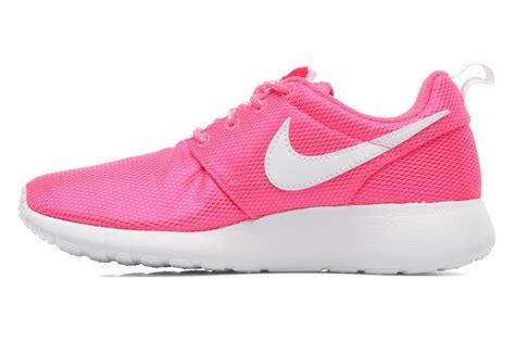imagenes nike rosa nike nike rosherun gs rosa sneakers su sarenza it