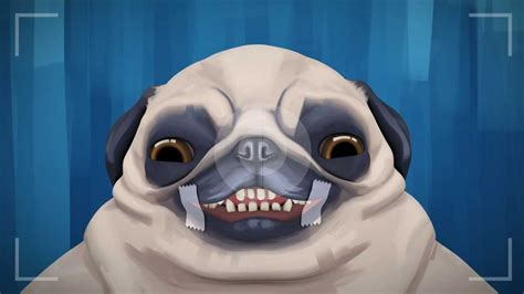 pug animation pickles pug animation