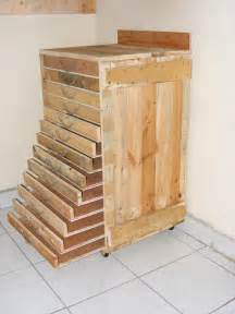 pallet tool storage cabinet diy tutorial pallet tool