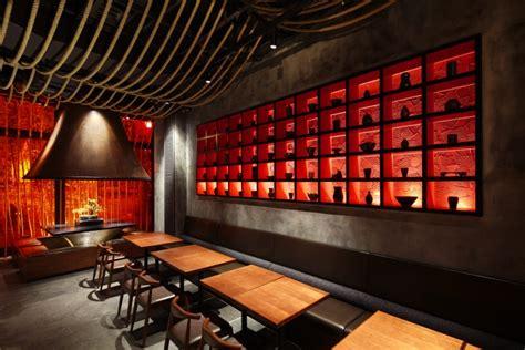 interior design shanghai kemuri restaurant by prism design shanghai 187 retail