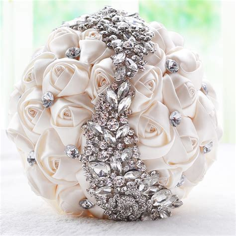 wedding bouquets to buy popular wedding bling bouquets buy cheap wedding bling