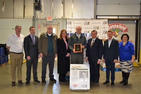 Food Pantry Manchester Nh by New Hshire Food Bank Honors Time Board Member