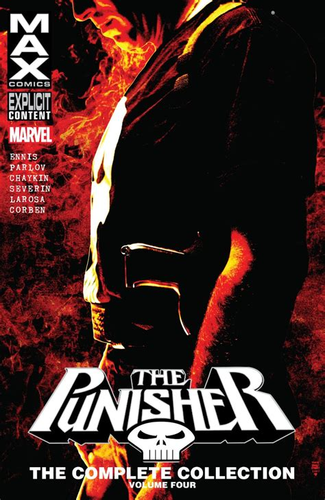 punisher max the complete collection vol 7 171 the punisher max the complete collection vol 4