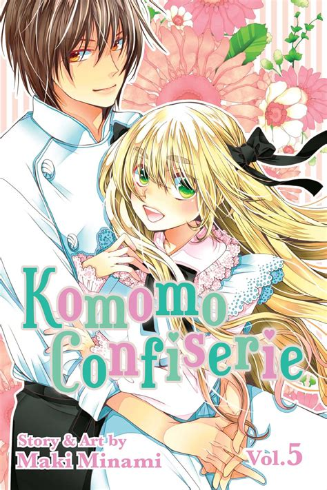 Komomos Confiserie Vol 1 komomo confiserie vol 5 book by maki minami official publisher page simon schuster