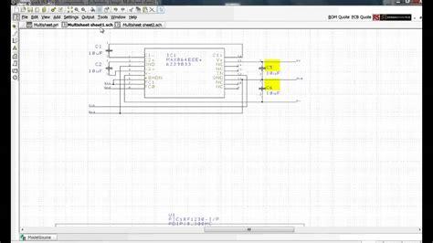 designspark tutorial designspark pcb tutorial schematic entry youtube