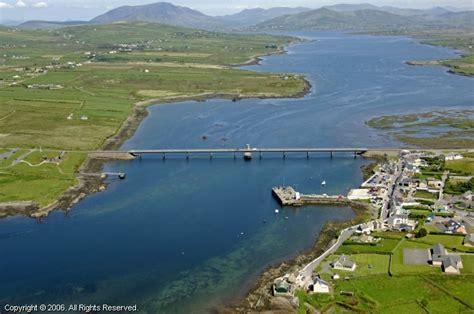 swinging ireland valentia swing bridge portmagee ireland