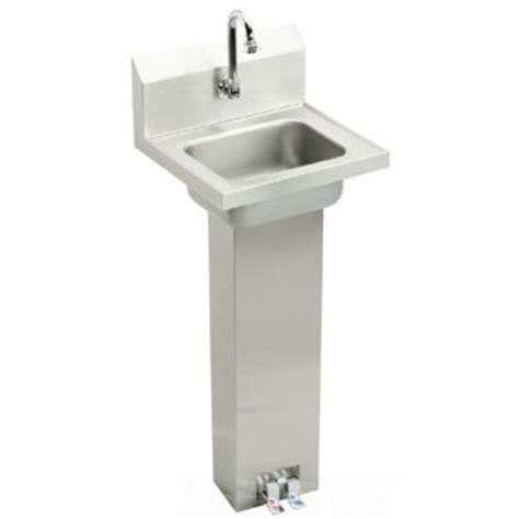 Elkay Chsp17160 Wash Sink With Pedestal Plumbersstock