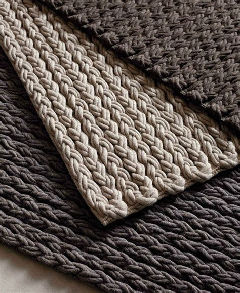 cotton rug trenzas cotton rug 187 retail design