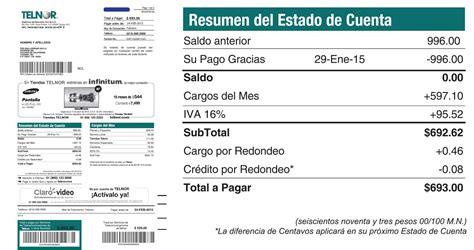 ejemplo estado de cuenta bancomer ejemplo estado de cuenta bancomer qu 233 es estado de cuenta