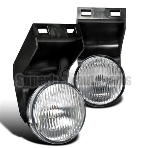 fog light kits for trucks 94 01 dodge ram truck bumper fog lights l switch kit ebay