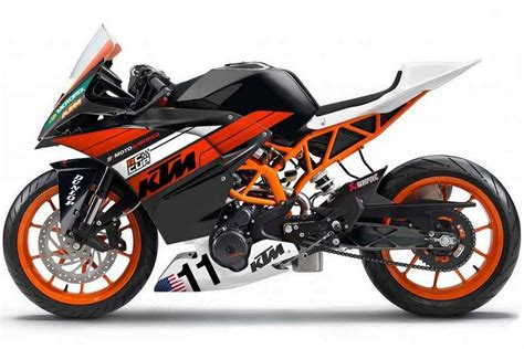 Ktm 390 Race Bike Motoamerica Rc390 Race Cup Bike Price Specs Power Parts