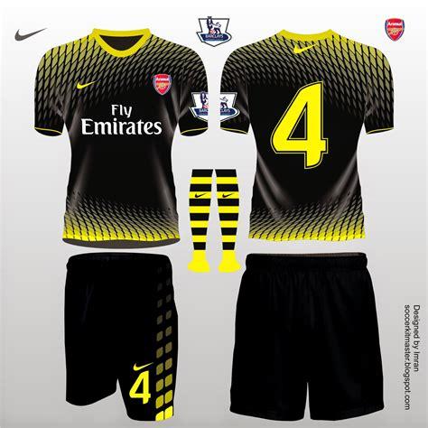best football kit football kit design master arsenal football kit designs