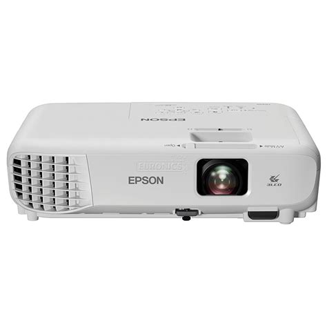 Projector Proyektor Epson Eb S400 1 projector epson eb s05 v11h838040