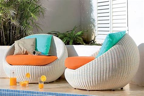 Summer Lounge Chairs Design Ideas 25 Modern Outdoor Furniture Sets That Brighten Up Backyard Ideas In Summer