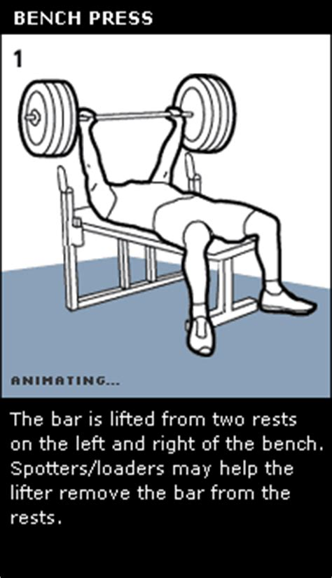bench press rules rules gif find share on giphy