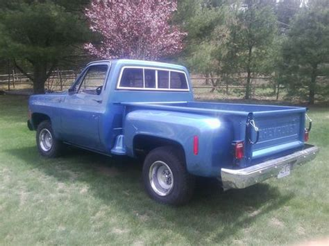 chevy stepside bed for sale buy used 1978 chevy c10 short bed stepside pickup in