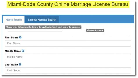 Dade County Records Marriage Key Date Checks For Miami Dade County Inspectadate