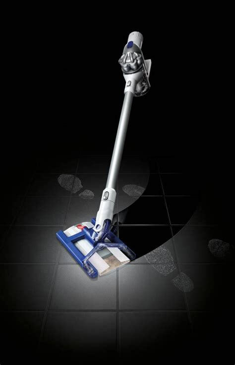 Dyson Hardwood Floor Dyson Floor Cordless Vacuum Wiper So That S Cool