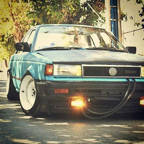 nissan sunny 1990 jdm nissan sunny sentra b12 sedan jdm stanceworks import jdm