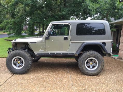 built jeep rubicon 2006 jeep rubicon lj built pirate4x4 com 4x4 and
