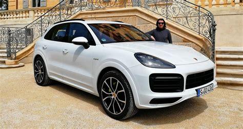 Porsche L by Porsche Cayenne E Hybrid Essai Complet Et Avis