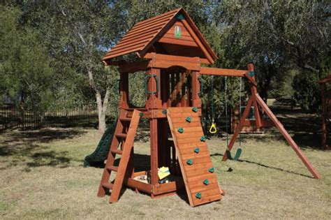 small wooden swing sets the perfect wooden swing sets for small