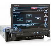 Kenwood KVT 516 7 DVD/CD/MP3 Touchscreen LCD Stereo W