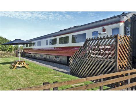 carrozza ferroviaria cottage con giardino per 5 persone in whitby 1964419