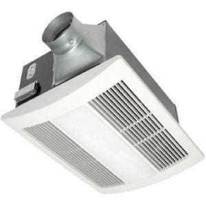 panasonic bathroom exhaust fans with light panasonic whisperwarm 110 cfm ceiling exhaust bath fan