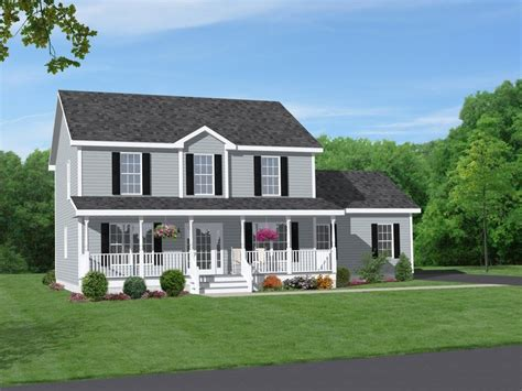 houses with wrap around porches home plans brick farmhouse