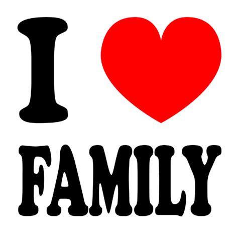 imagenes i love my family vriendschapskaart i love family vriendschap kaarten