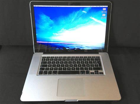 Laptop Apple Macbook Unibody apple macbook pro unibody 15 quot image 728609 audiofanzine