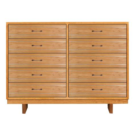 10 drawer dresser modern 10 drawer contemporary dressers top quality cherry