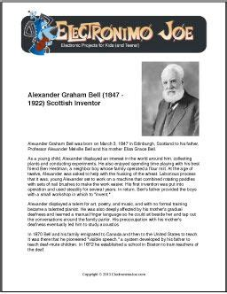 biography of alexander graham bell summary 25 best ideas about alexander graham bell on pinterest