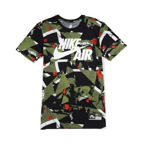 Air T Shirt 1 nike air aop t shirt 1 white palm green 35 00