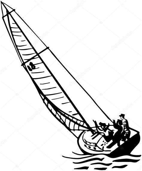 clipart vettoriali barca a vela vettoriali stock 169 retroclipart 55673693