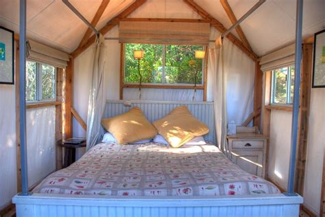 Tent Cabins Northern California by Costanoa Lodge And C I Want To Go To There