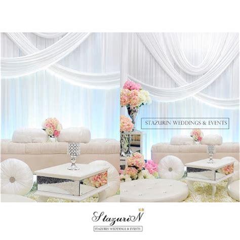 design meja akad nikah pakej dekorasi pelamin nikah ekslusif bantal nikah