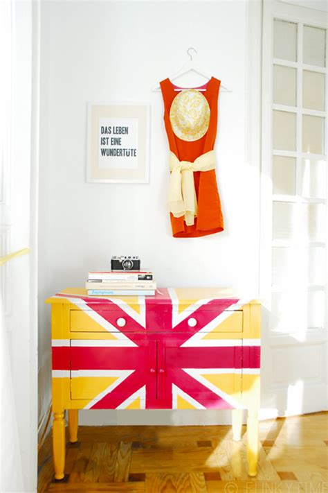 The Cupboard On Union Fever Diys Inspired By The Union Jack2014