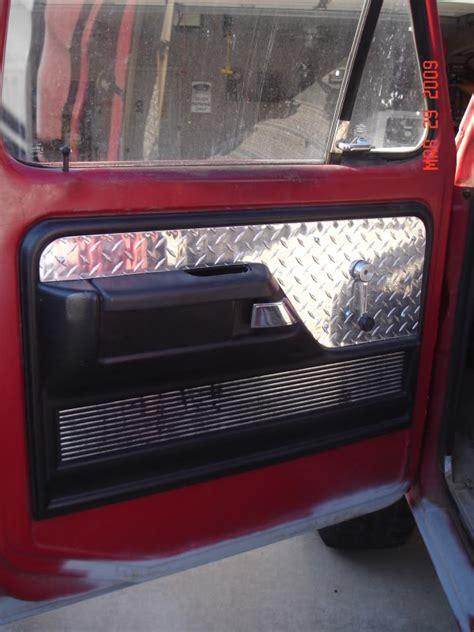100 doors floor 78 custom made door panels ford truck enthusiasts forums