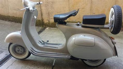Vespa Roller 125 Gebraucht Kaufen by Piagga Vespa 125 Antik 1958 In Dachau Piaggio Vespa