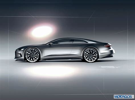 future audi a9 video first drive of audi a9 prologue concept on city