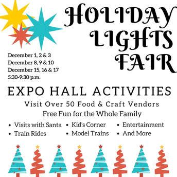 duquoin holiday lights fair 2017 duquoin holiday lights fair offers fun for the entire family