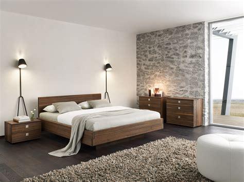 Schlafzimmer 20m2 by M 246 Bel Siegenthaler Bett
