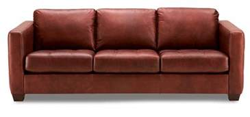 Axis Leather Sofa Axis Crate And Barrel Sofa Reviews Perry Carroll