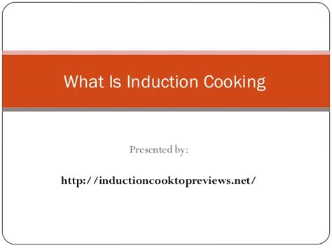 induction cooking tricks what is induction cooking